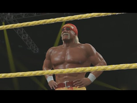 My WWE 2K15 Universe Mode - Ep. 9 - Death of Hulk Hogan ✦【PS4 / XBOX ONE / Next Gen】
