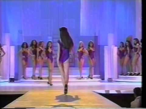 Latin Model Pageant 1993 parte 3