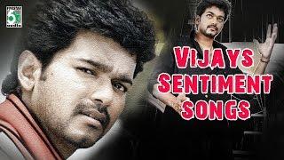 Vijay Super Hit songs | K.J.Jesudoss | Vijay  Sentiment Songs Juke Box