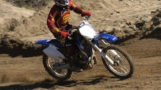 8. 2008 Yamaha YZ450F - MX Shootout - MotoUSA