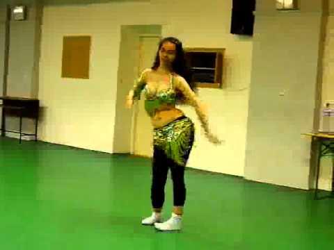 Tere Ni Karara_Belly dancing.flv