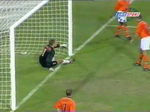 Holland Vs Yugoslavia World Cup Classic 1988 France