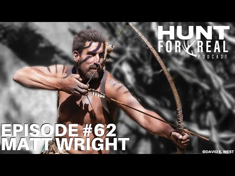 Podcast Short Episode 62: Matt Wright- Confessions of a Longbow Toting Master of Survival