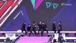 140701 Hong Kong Dome Festival-SJM Break Down+Go+Oppa Oppa+Swing