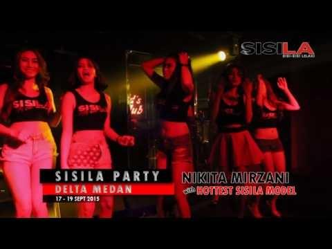 Video SISILA PARTY @ Delta MEDAN download in MP3, 3GP, MP4, WEBM, AVI, FLV January 2017