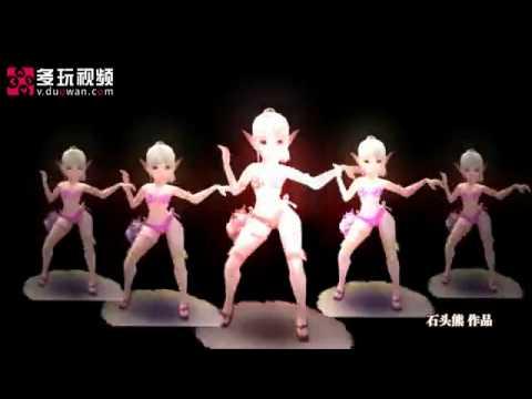 Dragon Nest - Bikini Dance( XD)