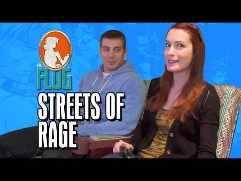 flog - STREET APPLE! Felicia & her brother Ryon play 'Streets of Rage.' Subscribe to Geek and Sundry: http://full.sc/GTVYfM Join our community at: http://geekandsun...