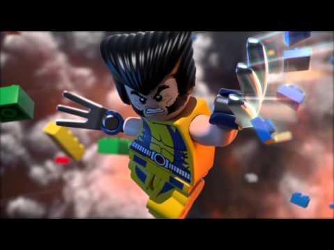 Лего супергерои