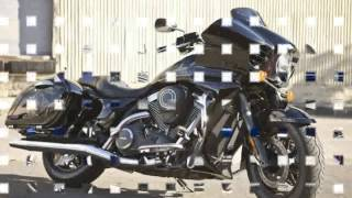 8. 2011 Kawasaki Vulcan 1700 Voyager - Info and Specification