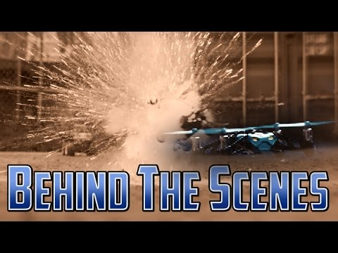 MiniDrones Blew Up My Toys: Behind The Scenes