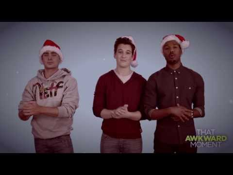 That Awkward Moment ('Christmas Day Fun' Promo)