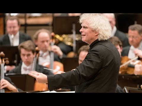 Berlin Philharmonic Symphony 8 Rattle