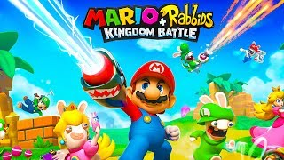 Thank you so much for watching!Mario + Rabbids Kingdom Battle:  http://ubi.li/jerbnThis is a sponsored video.https://twitter.com/KYR_SP33DY