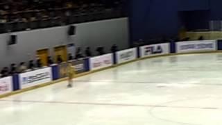 2014.01.04 제68회 전국 남녀피겨스케이팅 종합선수권대회 여자 시니어 마지막 그룹 웜업