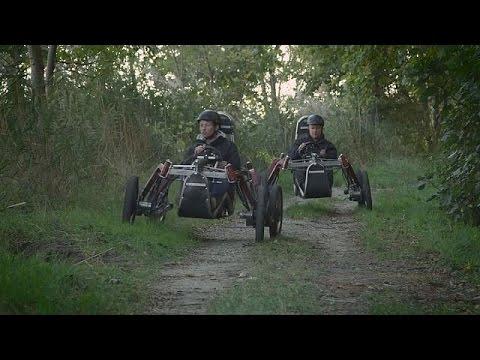 Swincar: Το νέο τετράτροχο ηλεκτρικό όχημα – hi-tech