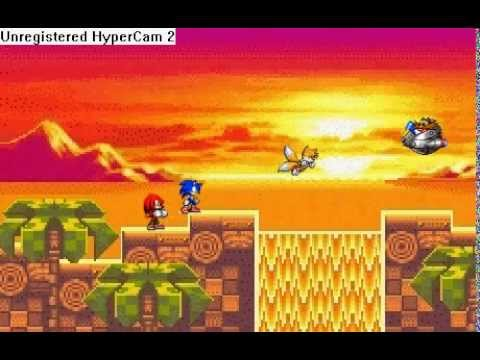 sonic team vs. eggman