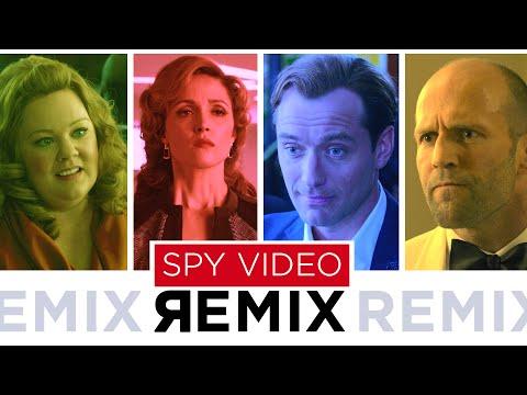 Spy Remix (OST by Melissa McCarthy Feat. Jason Statham)