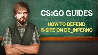 CS׃GO Guides׃ How to defend B-site on de_inferno (ENG SUBS)