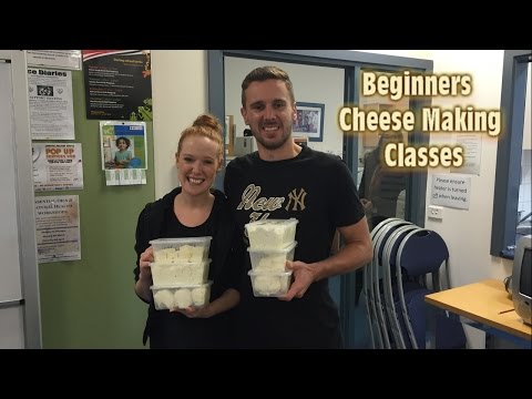 Best Beginners Cheese Making Classes In Victoria!