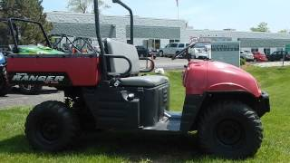 1. 2005 Polaris Ranger TM