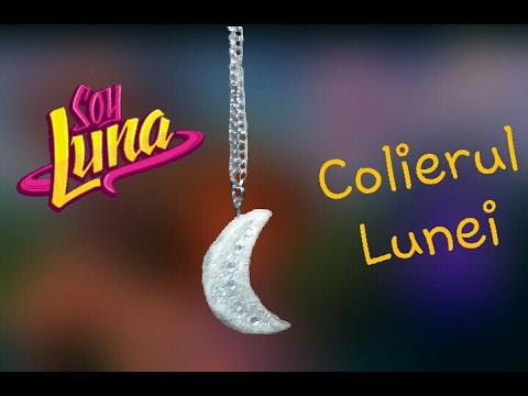 DIY-Cum sa va faceți colier ca al Lunei din Soy Luna