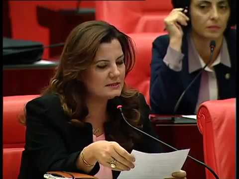 Kocaeli Milletvekili Hürriyet Kocaelispor'u meclise taşıdı