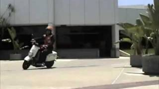 10. 2008 Yamaha C3 Scooter Review
