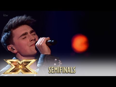 Brendan Murray sings Run And Simon SAYS This Is His MOMENT! | Semi-Finals | The X Factor UK 2018