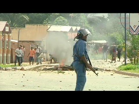 Μπουρούντι: Αιματηρά επεισόδια πριν ανοίξουν οι προεδρικές κάλπες