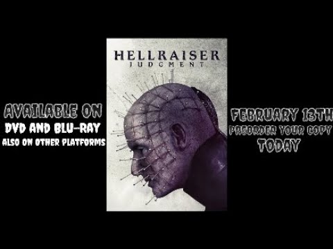 Hellraiser Judgement 2018 Cml Theater Movie Review