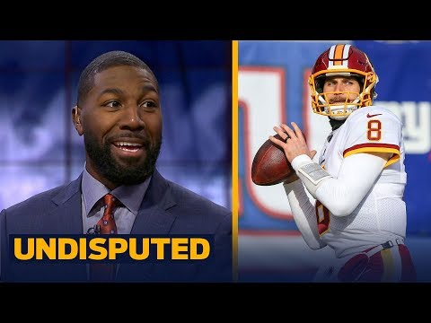 Greg Jennings on reports Kirk Cousins is expected to sign deal with Minnesota Vikings | UNDISPUTED