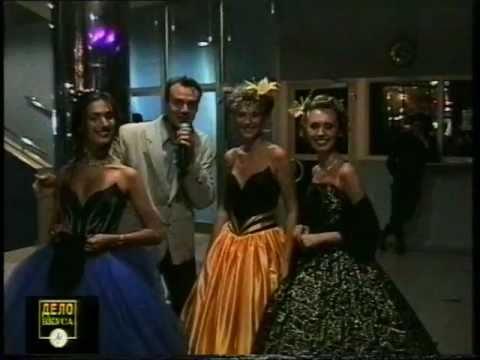 Телеканал Simon - 7 лет в эфире. 1999 год