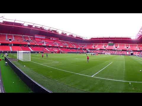 U15 FC RAISMES Challenge mi-temps Stade du Hainaut