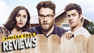 Neighbors 2 Spoiler Free Review by Clevver Movies