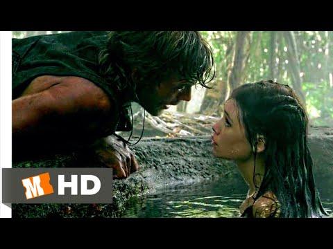 Pirates Of The Caribbean 4 I The Mermaid Scene I Full HD In Hindi I