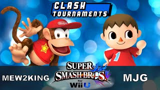 This is still one of the greatest Smash 4 sets just for the crowd singing.
