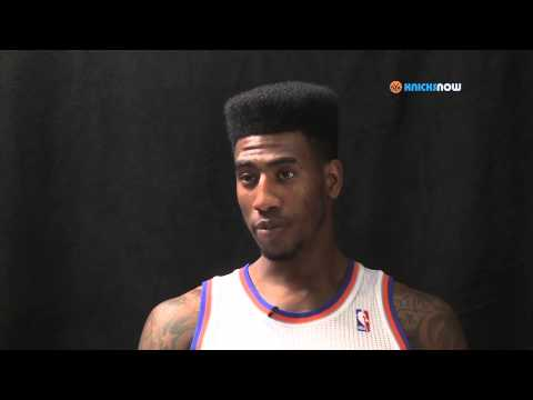 new york knicks - Check out this sneak peak of Iman Shumpert's 2012-13 season capsule. From rehab to the hardwood, Shumpert showed Knicks fans he's ready for the big stage.