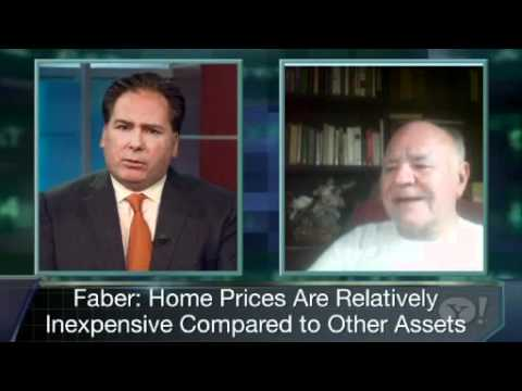 Marc Faber – Forget Treasuries, Housing Is the Place to Hide
