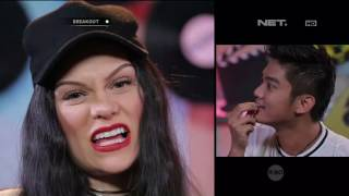 Video Special Interview Breakout NET with Jessie J MP3, 3GP, MP4, WEBM, AVI, FLV November 2018