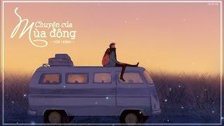 Chuyện của mùa đông ❄️ Tiến Thành cover | Lyric Video