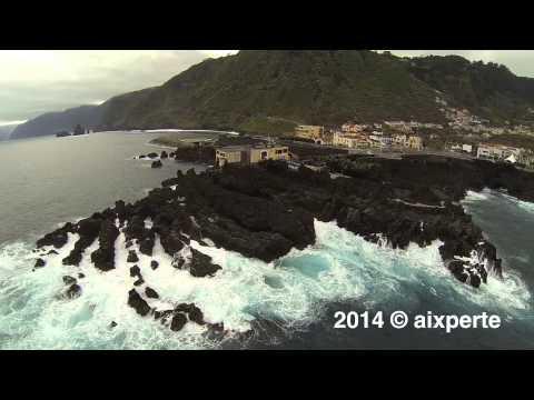 Porto Moniz Drone Video