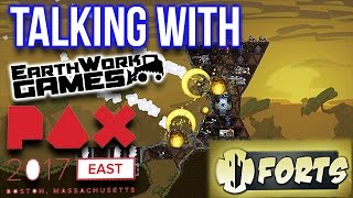 PAX East 2017 Interview with EarthWork Games