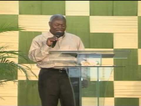 Pastor W.F. Kumuyi - At The Cross -  March 2013