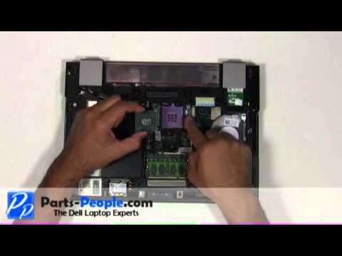 Dell Latitude E6400 | CPU Processor Replacement | How-To-Tutorial