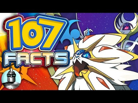 Pokémon Sun and Moon Facts YOU Should Know | The Leaderboard