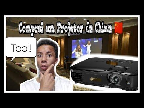 Kinoplex - Sua Casa um cinema: vale a pena comprar projetor da china???