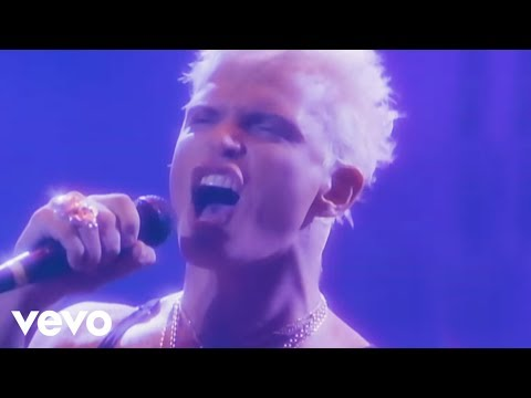 Billy Idol: Mony Mony (Live) - Cover des Songs von To ...