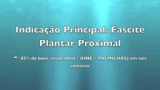 Clínica Diária : Orientação de Alongamento de Fascia Plantar