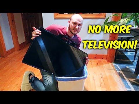 No More Television!
