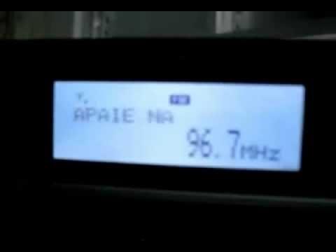 VALE VERDE FM - 96.7 MHZ - CESÁRIO LANGE SP - 200 KM - NW